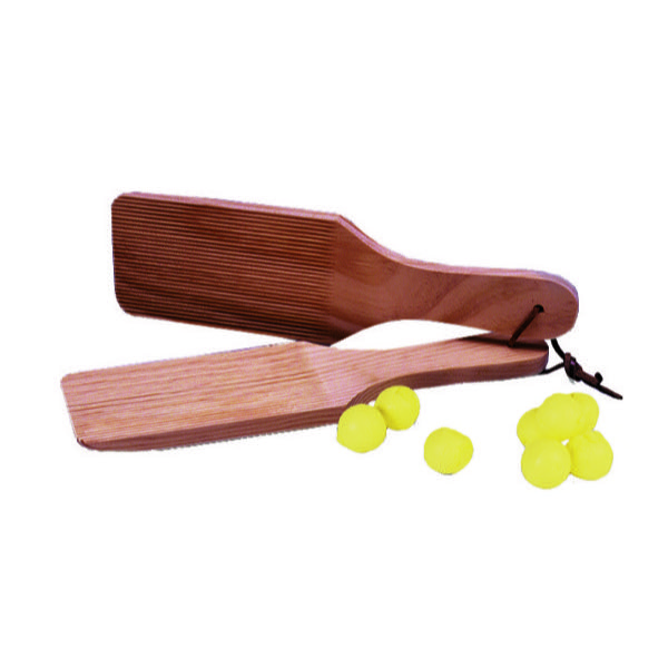 BUTTER PADS - WOODEN 290MM
