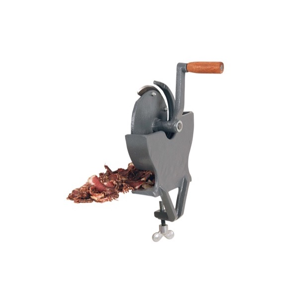 BILTONG SLICER ALUMINIUM TABLE MOUNTED HAND OPERATED