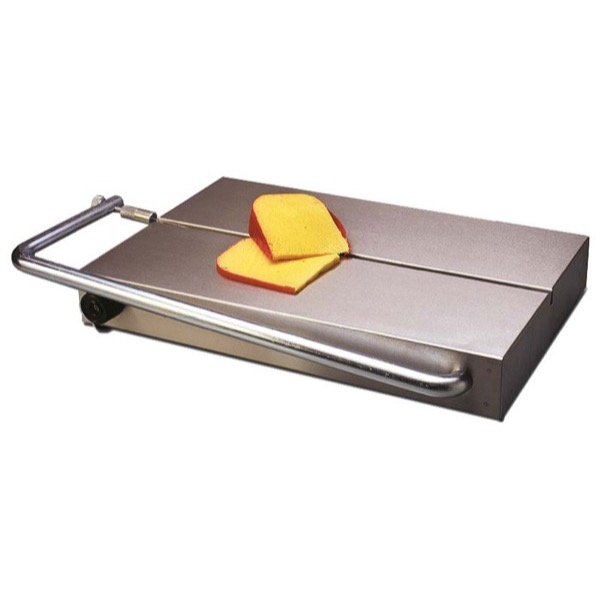 CHEESE CUTTER MANUAL - ANVIL - 400mm