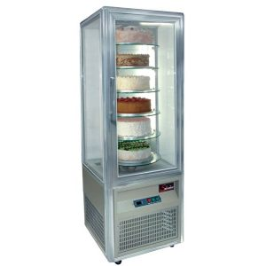 CAKE DISPLAY FRIDGE - SALVADORE - FLOOR STANDING