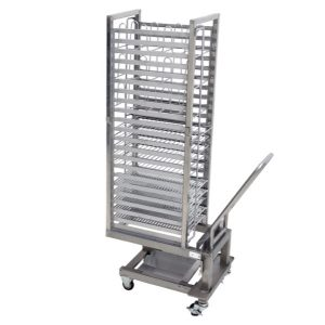 CONVECTION OVEN ANVIL (COMBI) - 20 PAN - ROLL IN TROLLEY ONLY
