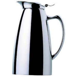 COFFEE POT S/STEEL - DOUBLE WALL 18/10 S/STEEL - 600ml