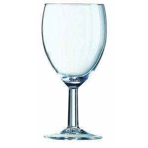 SAVOIE WINE GLASS 250ml H152mm W75mm (12)