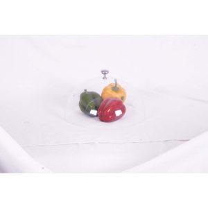 DOME CLOCHE PLASTIC - 350mm