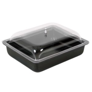LID FOR DELI DISH - 320 x 260mm - NOT FOR HEAT
