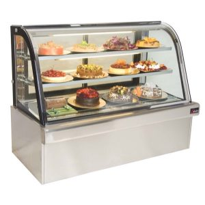 DISPLAY UNIT FRIDGE - F/STAND AZZURO 1200mm SALVADORE