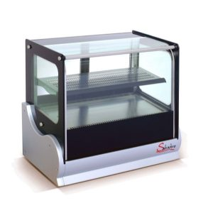 DISPLAY UNIT HEATED SALVADORE - COUNTER TOP BELINA - 900mm
