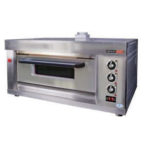 DECK OVEN ANVIL - GAS - 2 TRAY - SINGLE