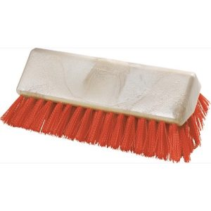 HI-LO FLOOR SCRUB BRUSH - 250MM - (RED)