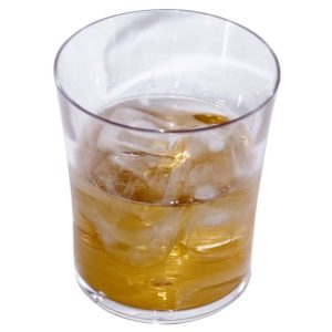 GLASSWARE POLYCARBONATE - OLD FASHIONED 540ml (24)