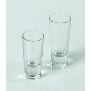 SHOOTER GLASS - CASE PACK 48 UNITS 44ml
