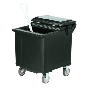 ICE CADDY PORTABLE - 57kg - BLACK