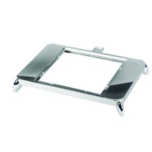 INDUCTION HOB STAND- S/STEEL (RECTANGULAR) 458 x 576 x 84mm