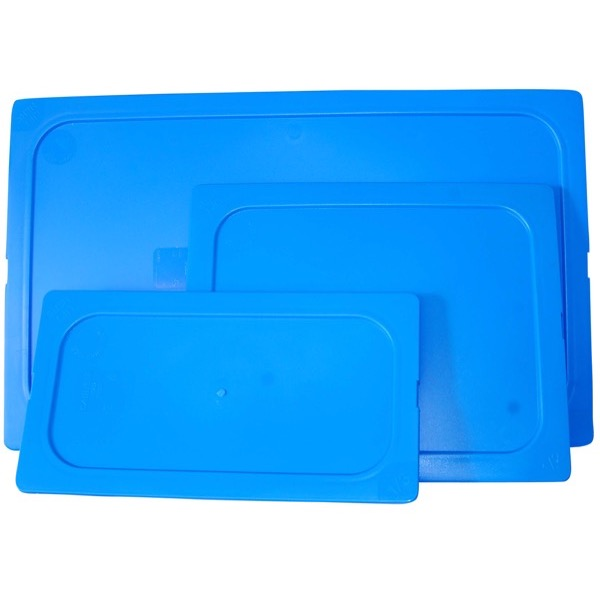 INSERT - FULL LID SNAP ON (BLUE)