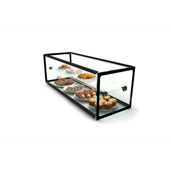 AMBIENT DISPLAY CABINET SALVADORE [SINGLE SHELF] - 920 X 330 X 315mm