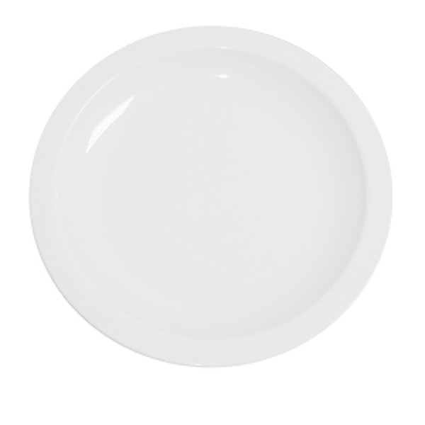 DINNER PLATE POLYCARBONATE - 230mm