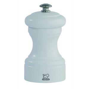 BISTRO WHITE 10cm PEPPER MILL (6)