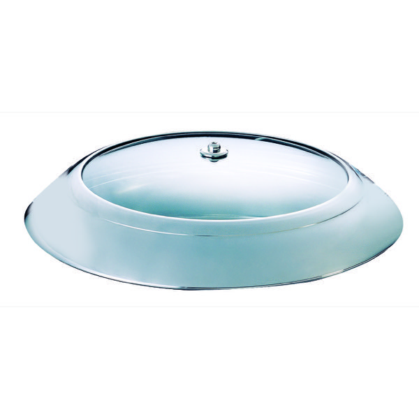 CHAFER INDUCTION ROUND 'SMART' SPARE LID (EXCLUDES HINGE AND HANDLE)