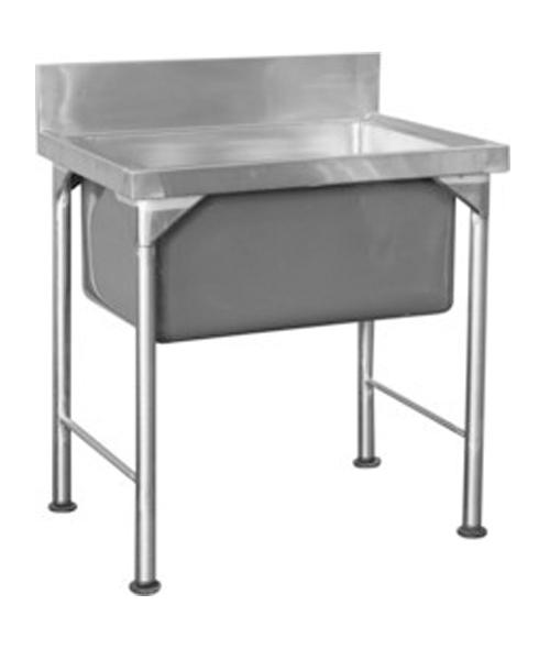 Sink Single Pot 900mm